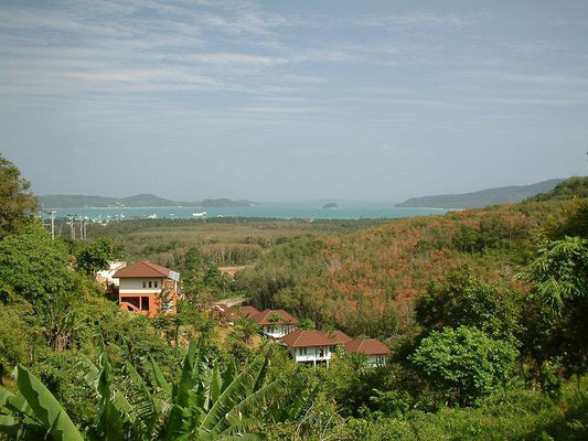 Phuket - Chalong Bay -