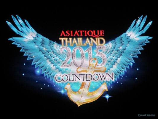 LED Screen Stage - Asiatique The Riverfront - Bangkok