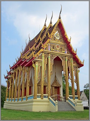 Temple - Amphawa