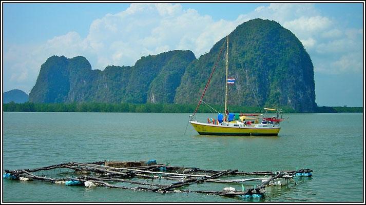 Phang Nga - View From Koh Panyee