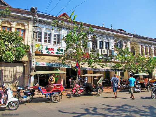 Old Market Area - Siem Reap