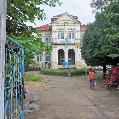 Public School - Yangon - Myanmar