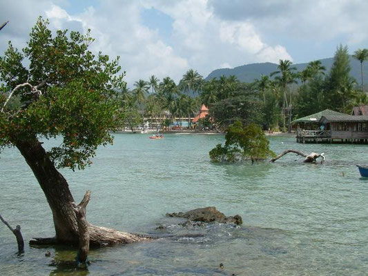 Koh Chang - Klong Prao Beach -