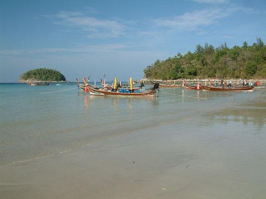 Phuket - Kata Beach -