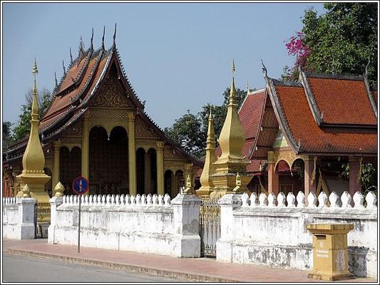Luang Prabang - Temple