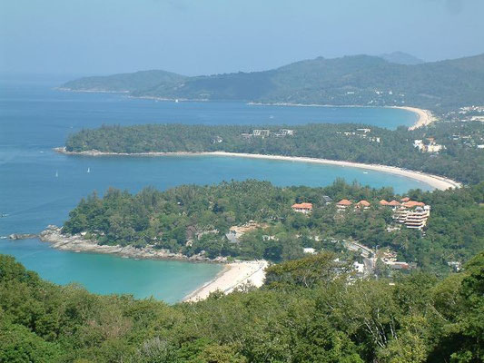 Phuket - Kata Noi Kata Karon - Viewpoint