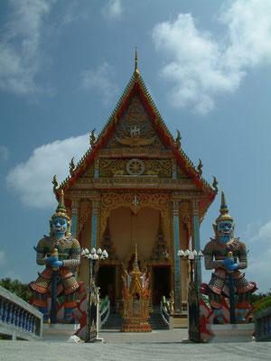 Wat Laem Suwannaram  - Koh Samui - 2004