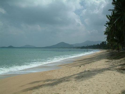 Maenam Beach - Koh Samui - 2004