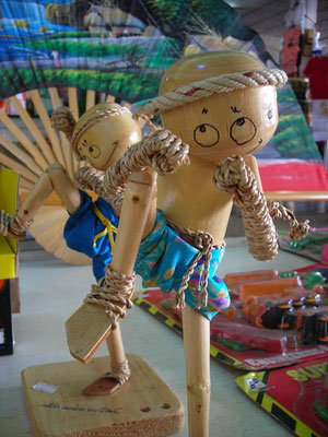 Kanchanaburi - Thai Boxing Souvenir -