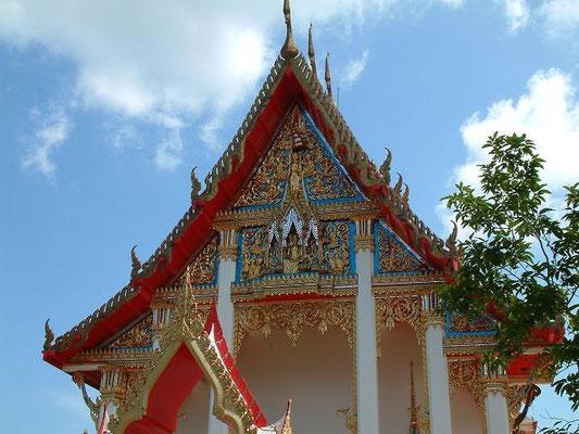Phuket - Temple -
