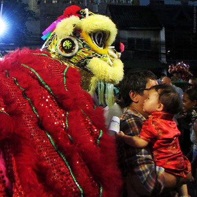 Chinese New Year 2018 - Final Parade - Dragon