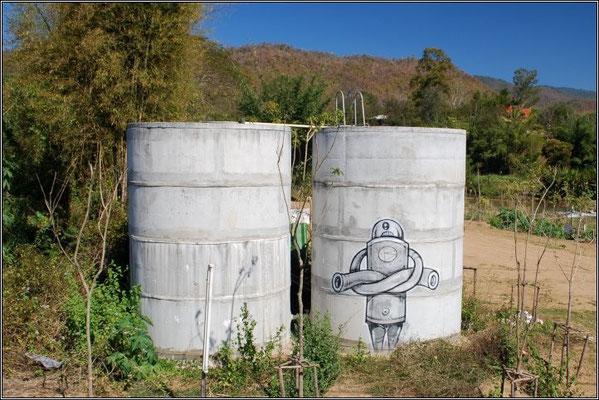 Graffiti - Pai