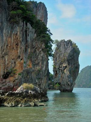 Phang Nga Bay - James Bond Island