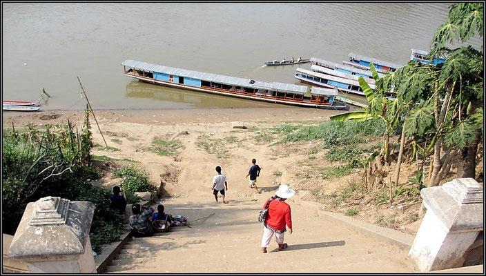 Vientiane - Mekong River