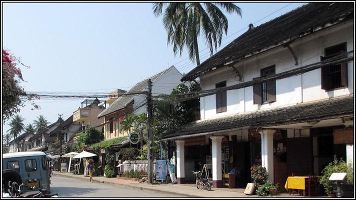 Luang Prabang -Old Town