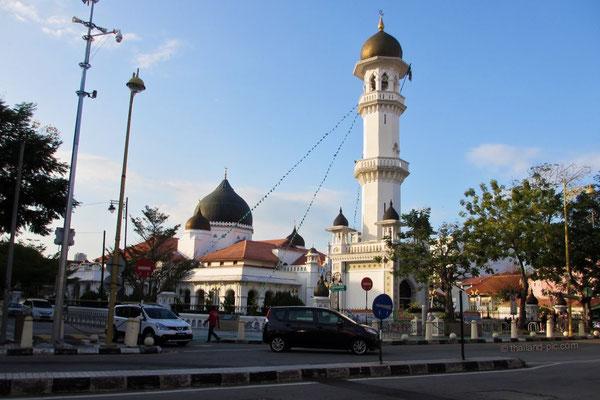 Kapitan Keling Mosque - Old Town - George Town - Penang - Malaysia - January 2016