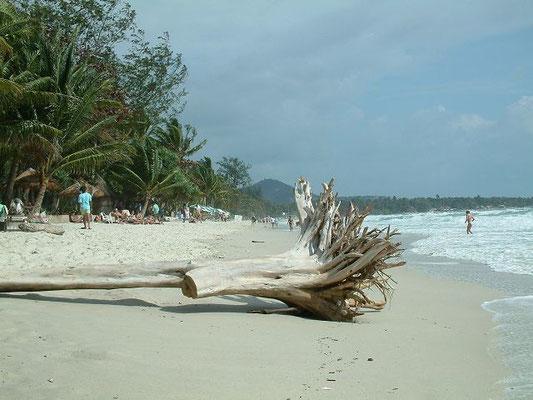 Chaweng Beach - Koh Samui - 2004