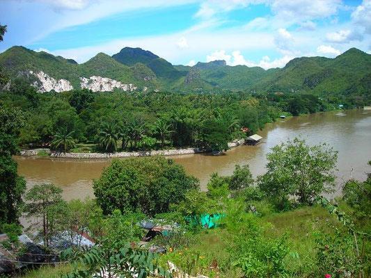 Kanchanaburi - Nature -