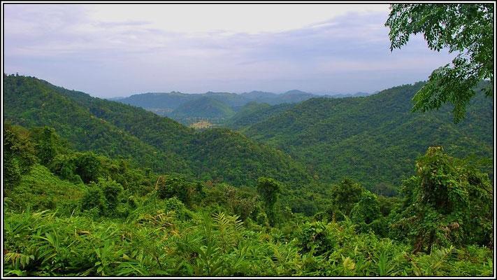 Khao Yai - Nakhon Ratchasima Province