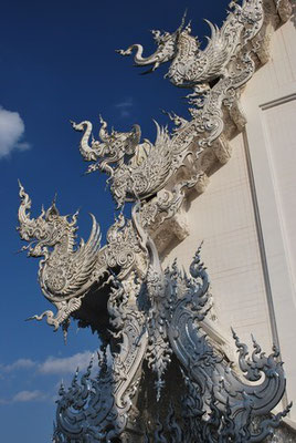 Wat Rong Khun Or The White Temple