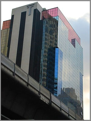 Opposite Terminal 21 Mall - Bangkok