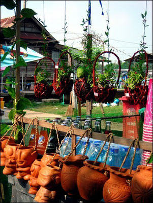 Pottery Products - Koh Kret
