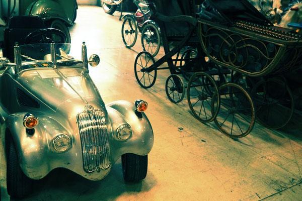 Cars for kids - Papaya Vintage - Lat Phrao - Bangkok