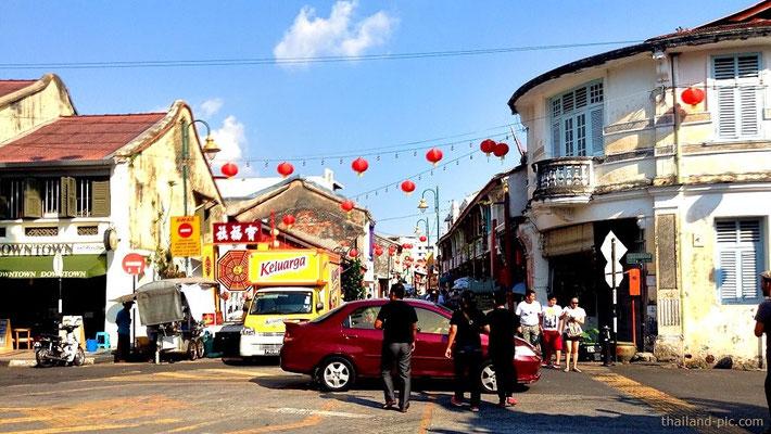 Amenian/Canon Rd - George Town - Penang - Malaysia - January 2015