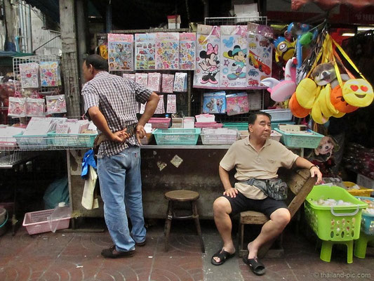 Shop House - China Town Bangkok - December 2015