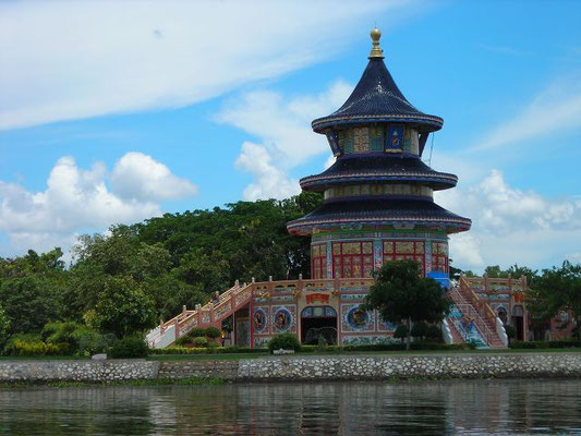 Kanchanaburi - Boat Tour On The River -