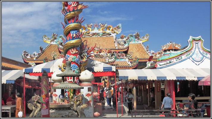 Dragons Decendants Museum and Temple - Suphanburi