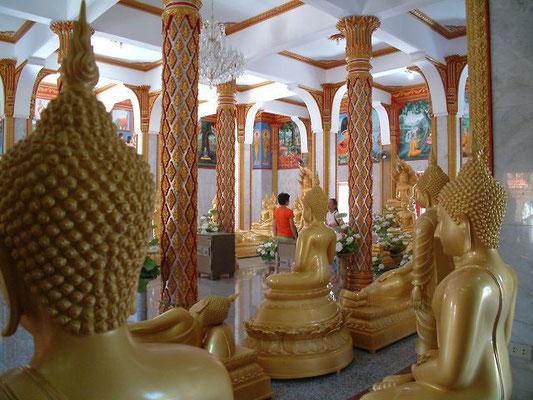 Phuket - Wat Chalong -