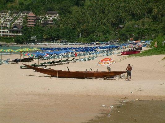 Phuket - Nai Harn Beach -