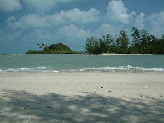 Choeng Mon Beach - Koh Samui  2004