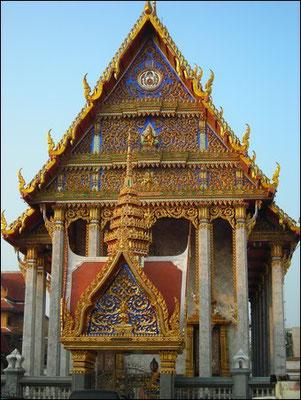 Temple in Nonthaburi City