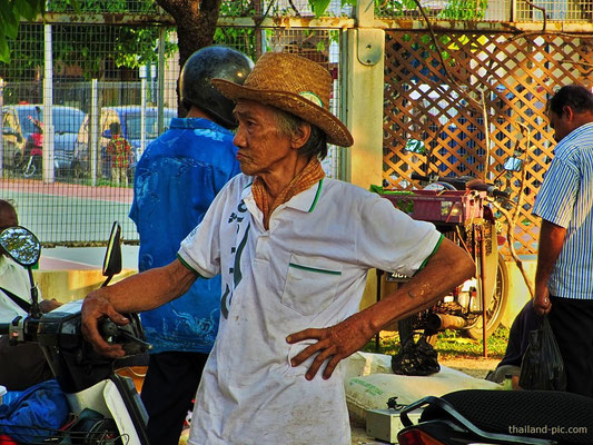 Flea Market - Archeh/Armenian Street - Old Quarter - George Town - Penang - Malaysia - January 2015