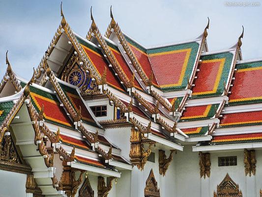 Wat Phra Sri Mahathat - Bangkok - Thailand