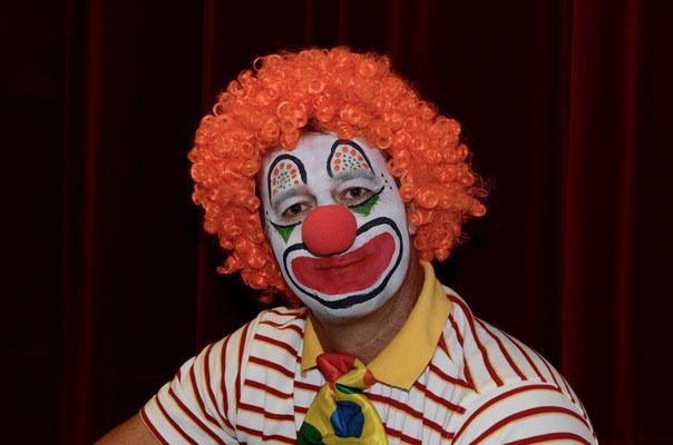 Clown Beat in einer ruhigen Minute…