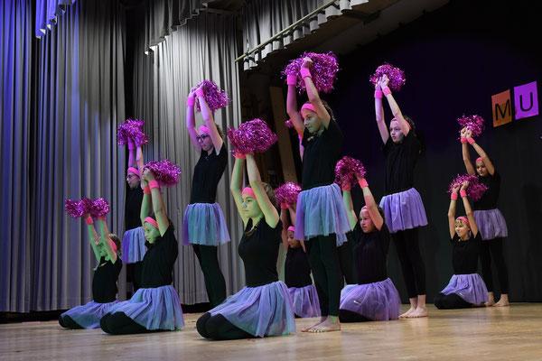 Nichts geht über gekonnte Choreographie.