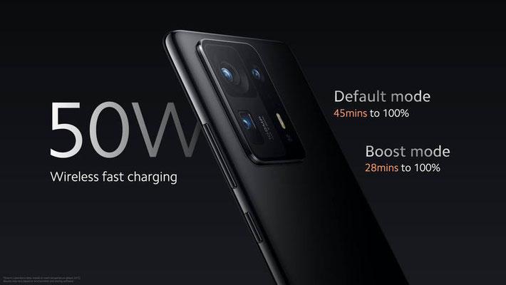 Xiaomi Mi Mix 4 50W