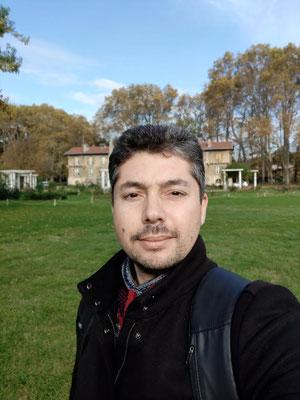 Selfie pris avec un Realme 5 Pro