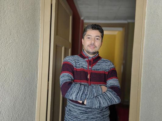 Photo portrait prise avec un Realme 5 Pro