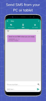 EasyJoin sms