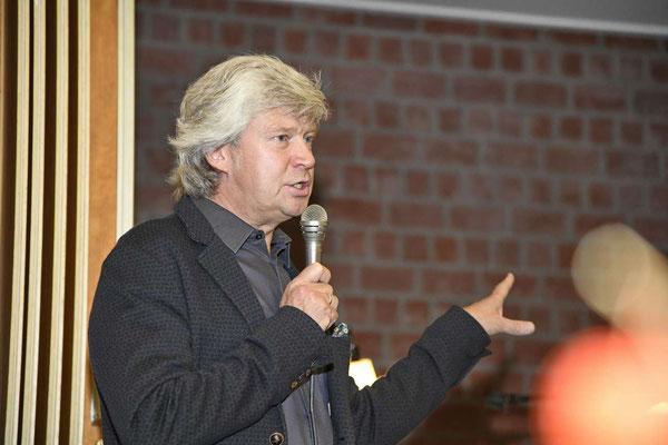 Eröffnung - 1. Vorsitzender Holger Zipfel