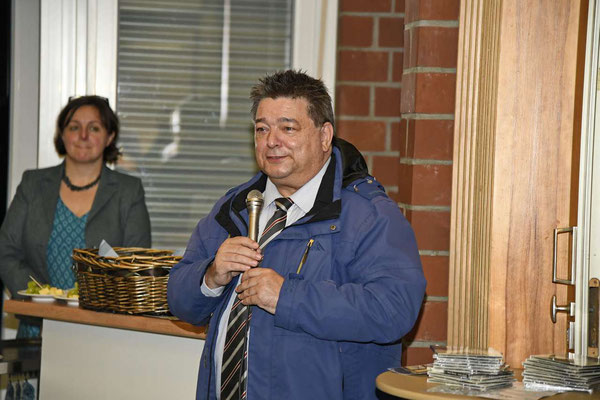 Eröffnung - Bürgermeister Werner Arndt
