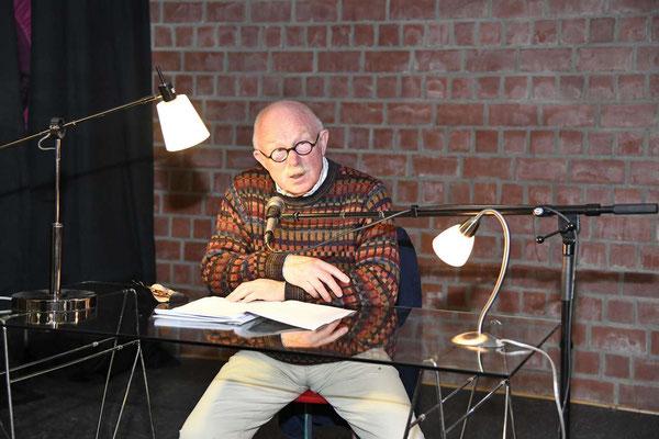Schräge Zeiten - Lesung mit Norbert Kühne ...