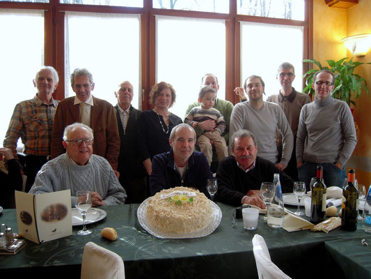 pranzo  23 febb 2014 foto di gruppo