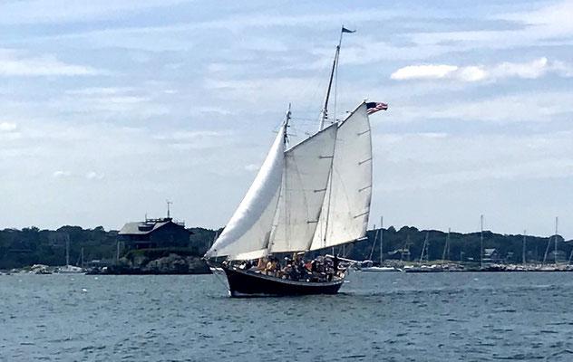 Bucht Von Rhode Island