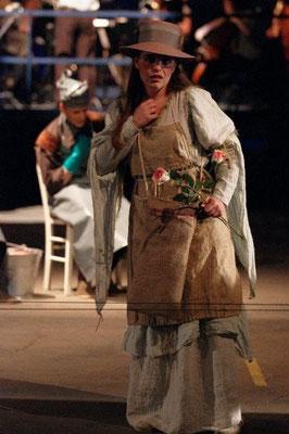 Marelize Gerber (Ewa von Lobkowitz) in Das verzehrte Lichtlein - P Koutnik Photo: Stefan Lorenzoni ©