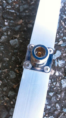 7L3HZS フィックス企画 4分配器 コネクターも標準品から変更